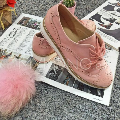 Zapatos Rose Mocca [2]