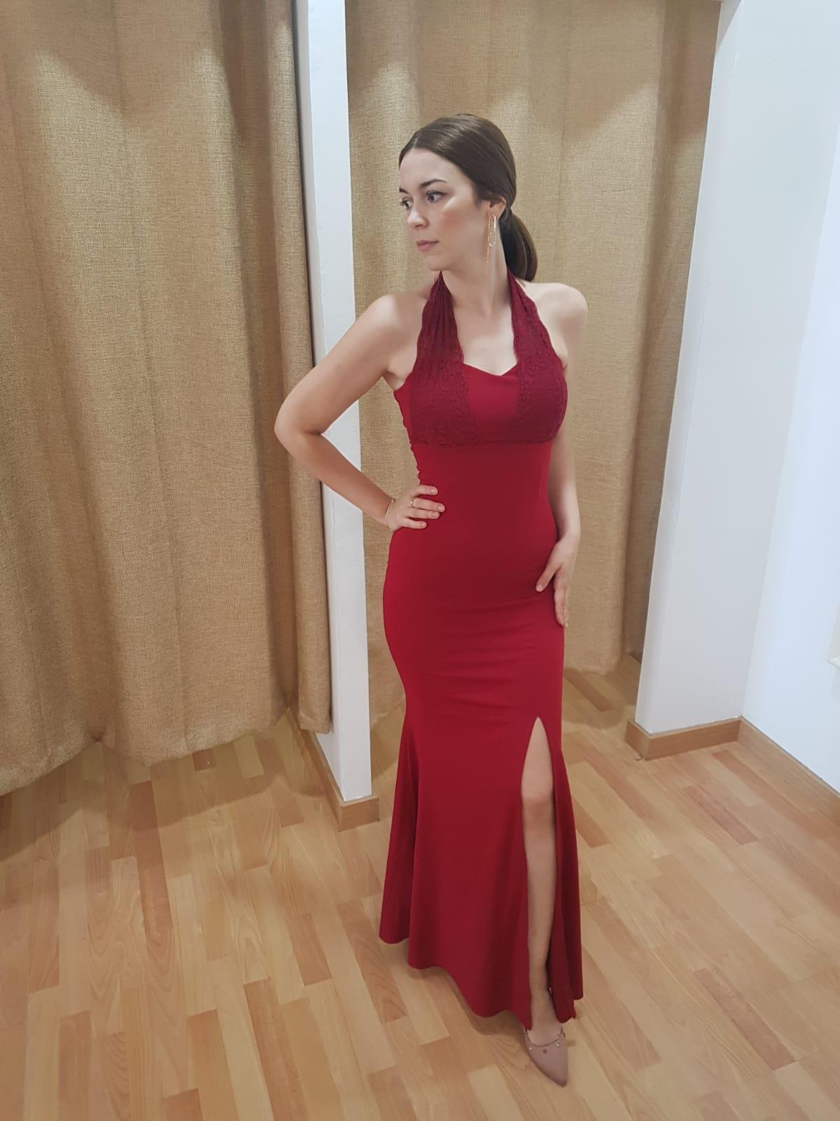 Vestido Almeida