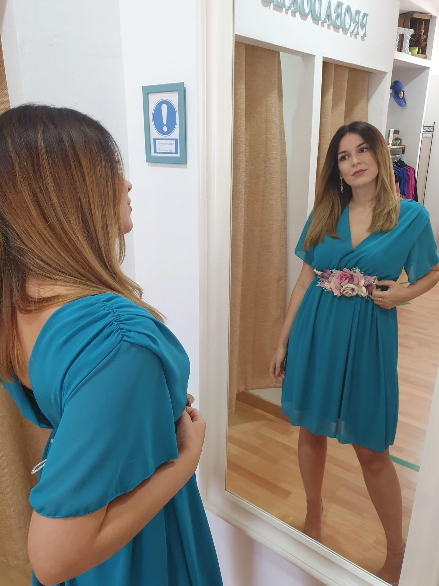 Vestido Sagra