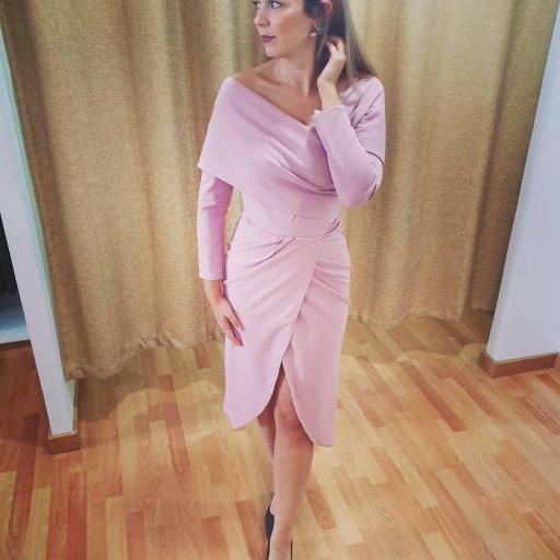 Vestido Ramadilla