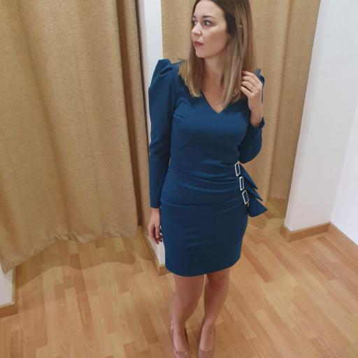 Vestido Blumin [0]