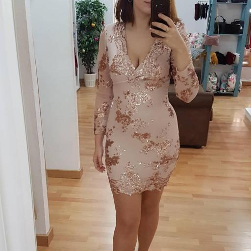 Vestido Delicia