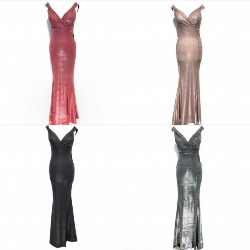 Vestido Nevada Glitter [1]