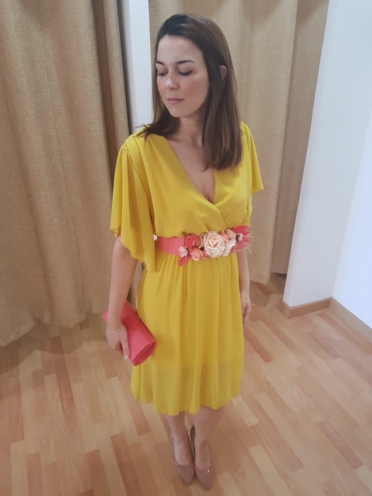 Vestido Galia
