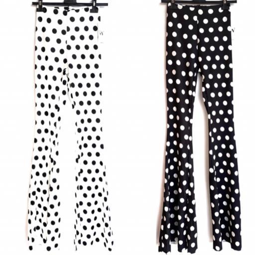 Pantalón Campana Lunares [1]