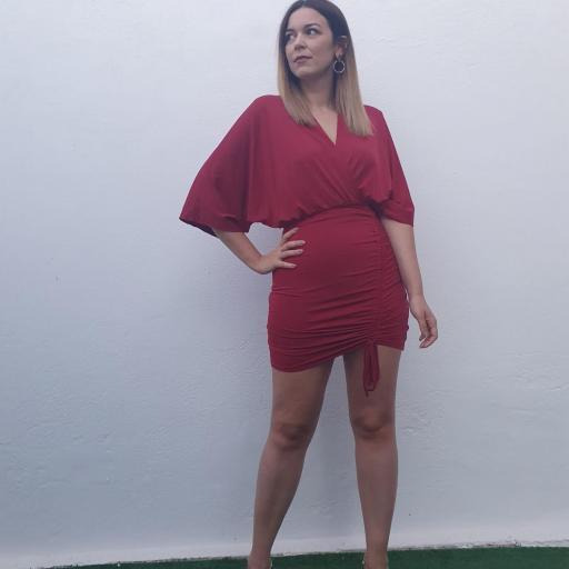 Vestido Bulma