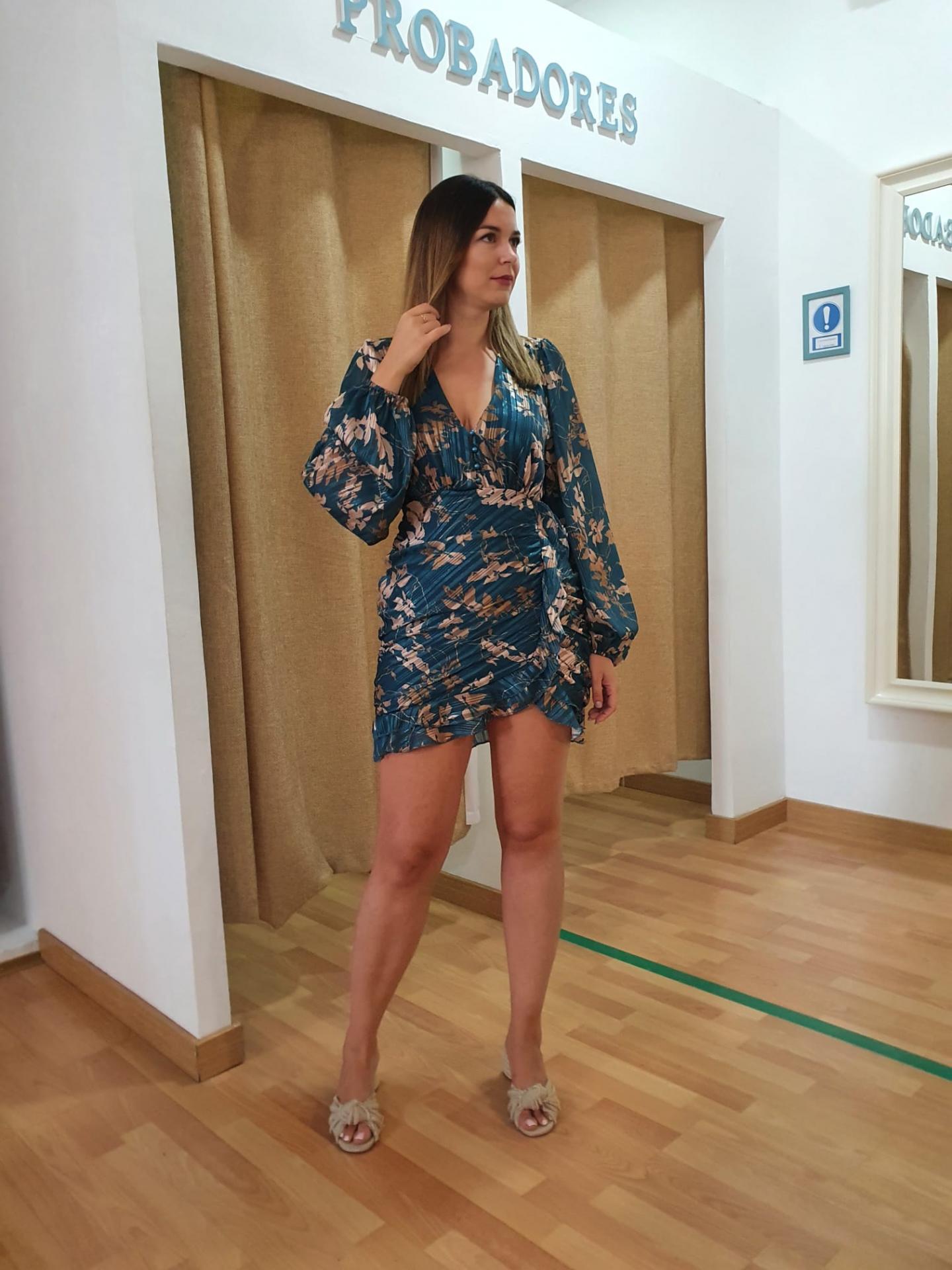 Vestido Alamillo
