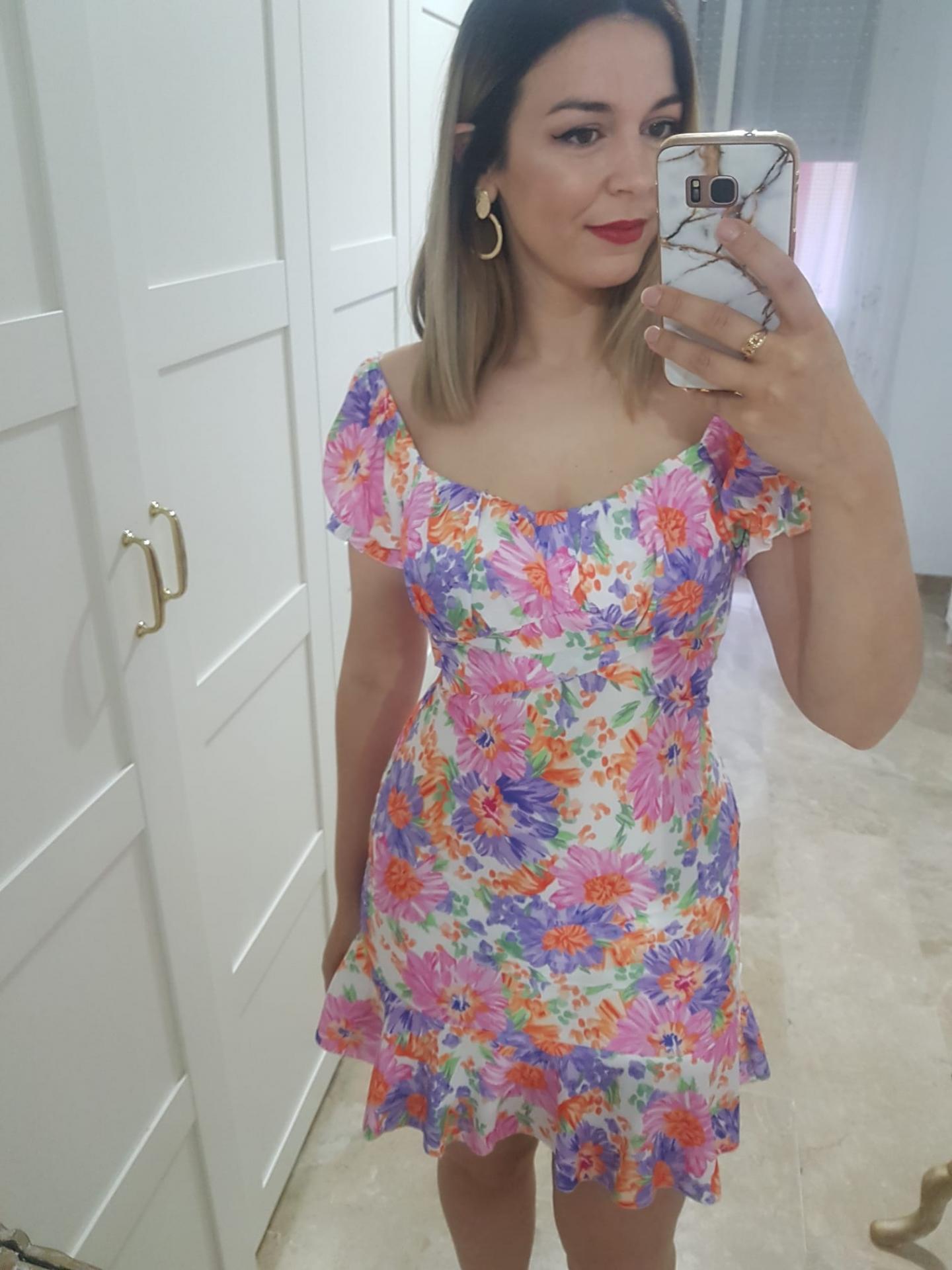 Vestido Areca