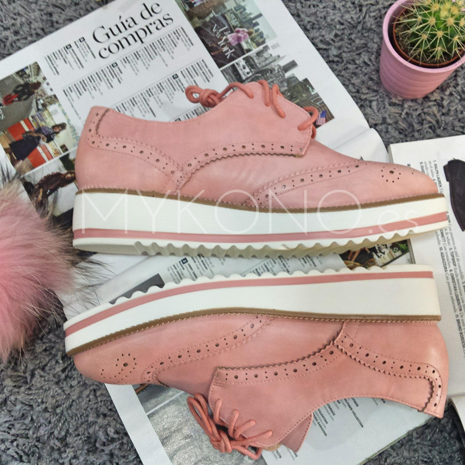 Zapatos Rose Mocca