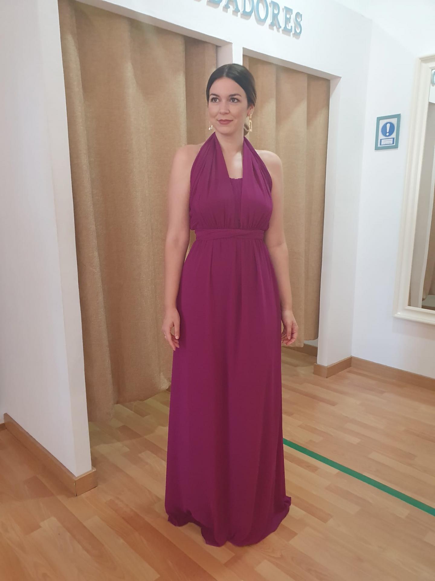 Vestido Multiposición Luxe