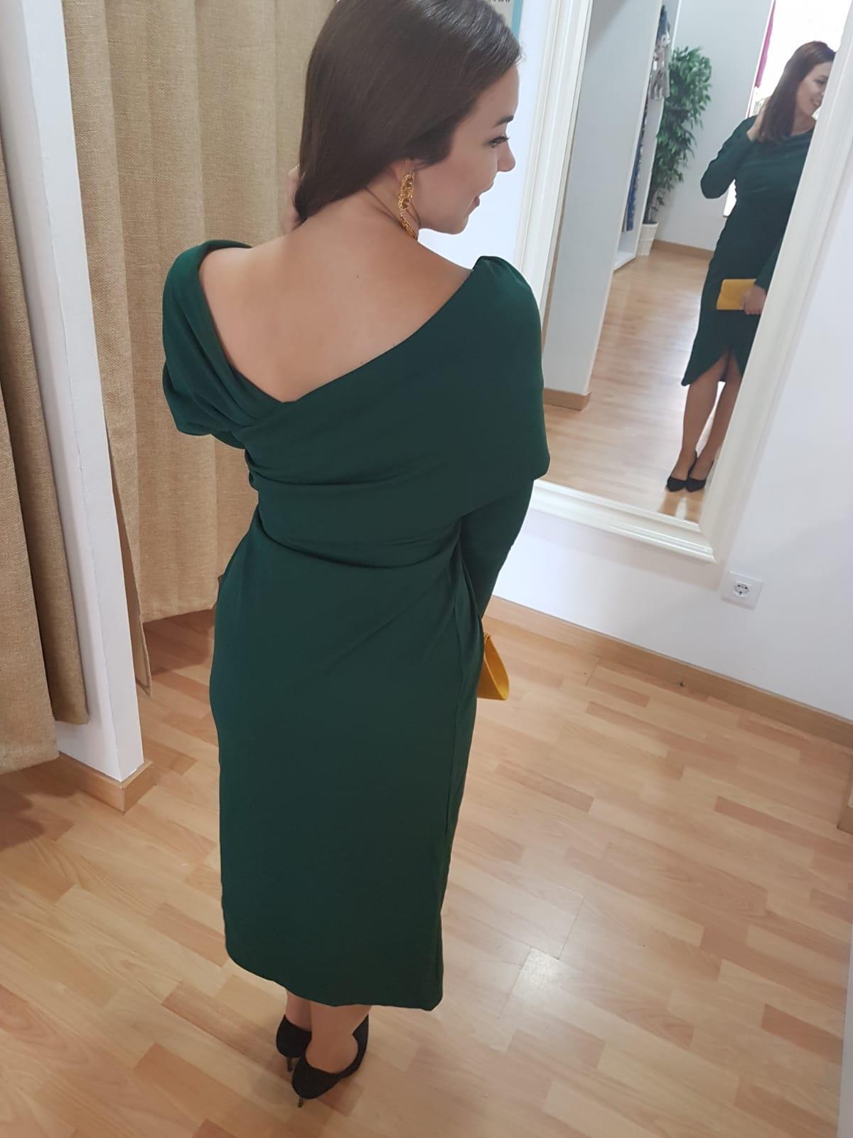 Vestido Fragata