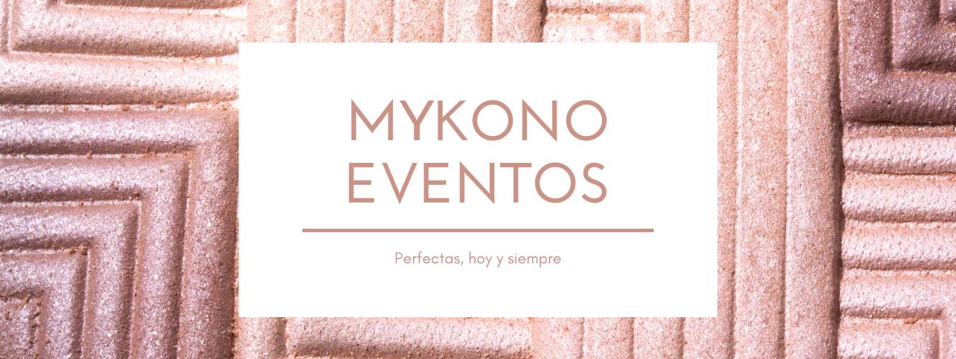 Invitada Perfecta con MYKONO Eventos