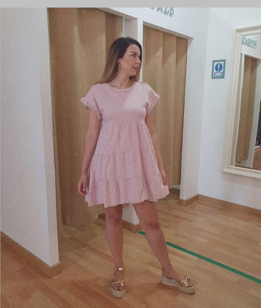 Vestido Crupier