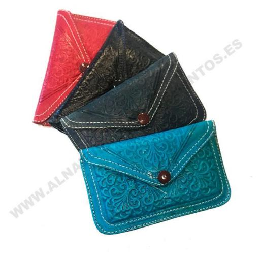 Monedero mini clutch