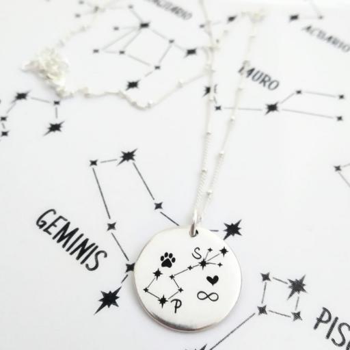 Colgante Mi Constelación