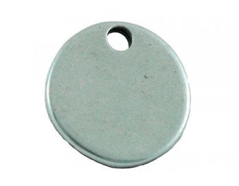 Medalla extra con grabado