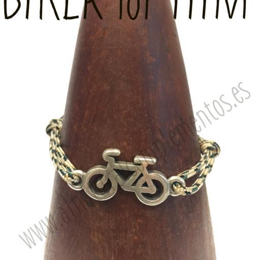 Pulsera Biker for Him