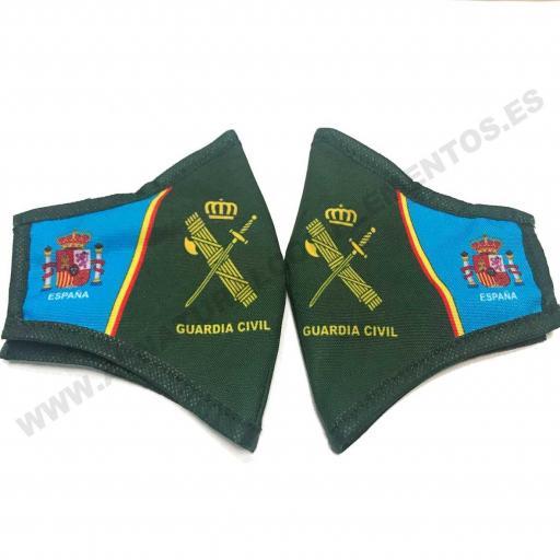 Mascarilla Guardia Civil [2]