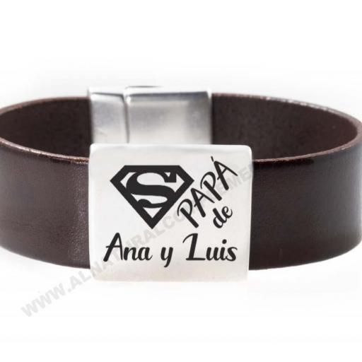 Pulsera SuperPapá