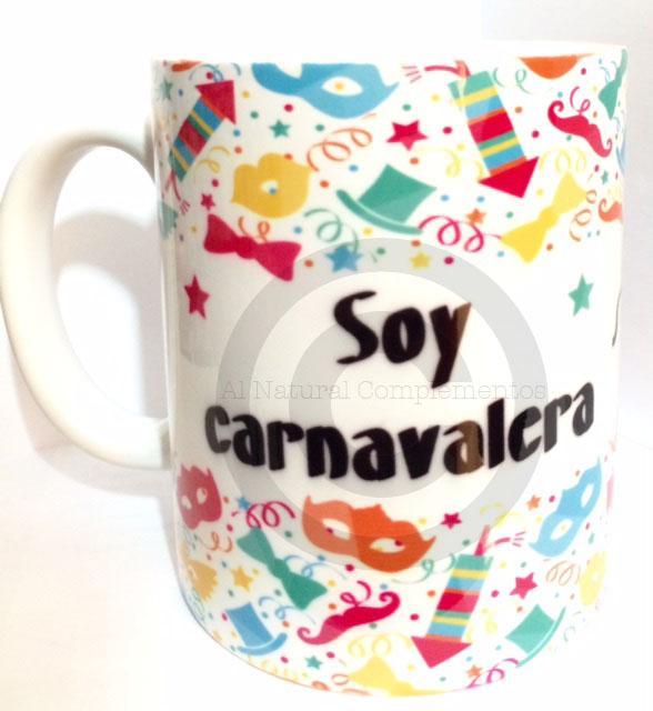 Taza Carnavalera/Carnavalero