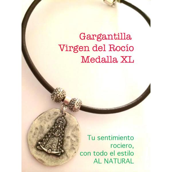 Gargantilla Rocío XL