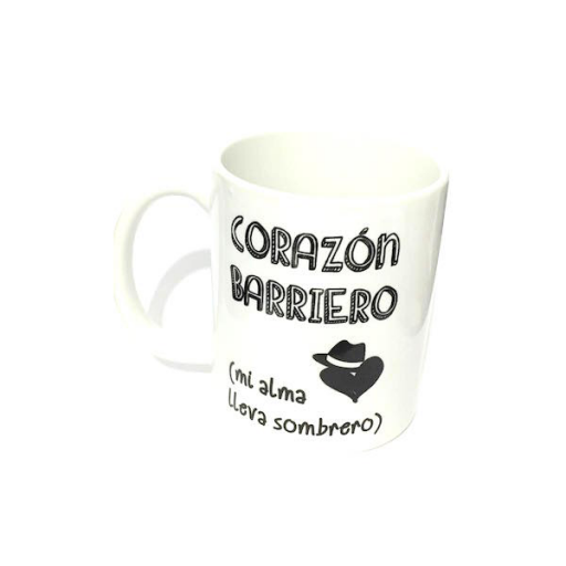 Taza Barriera
