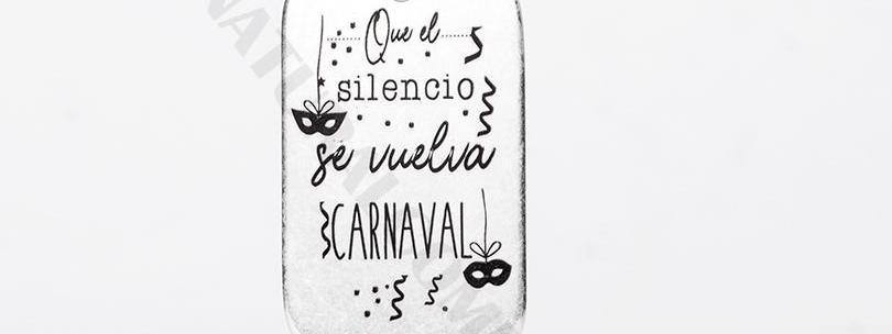 Llavero Carnaval, tu complemento carnavalero