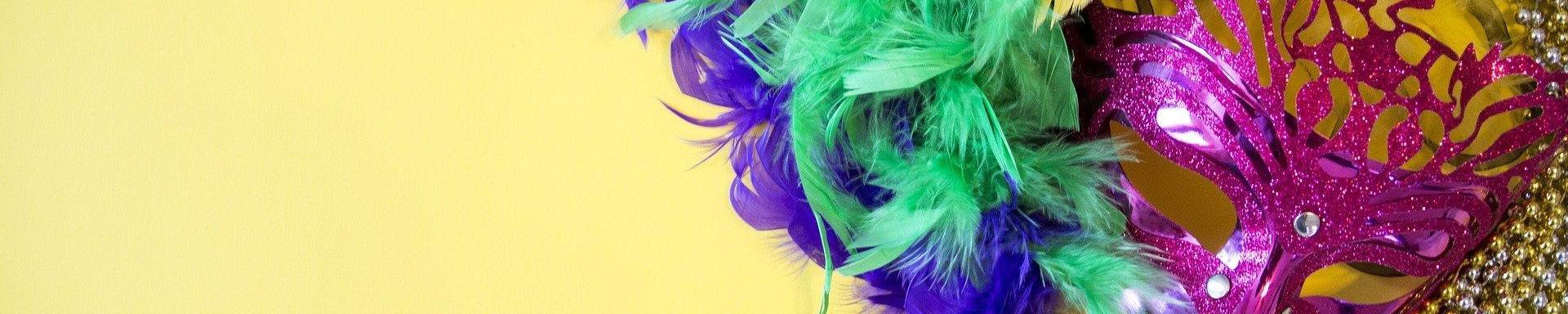 Sentimiento carnavalero: regalos personalizados de Carnaval