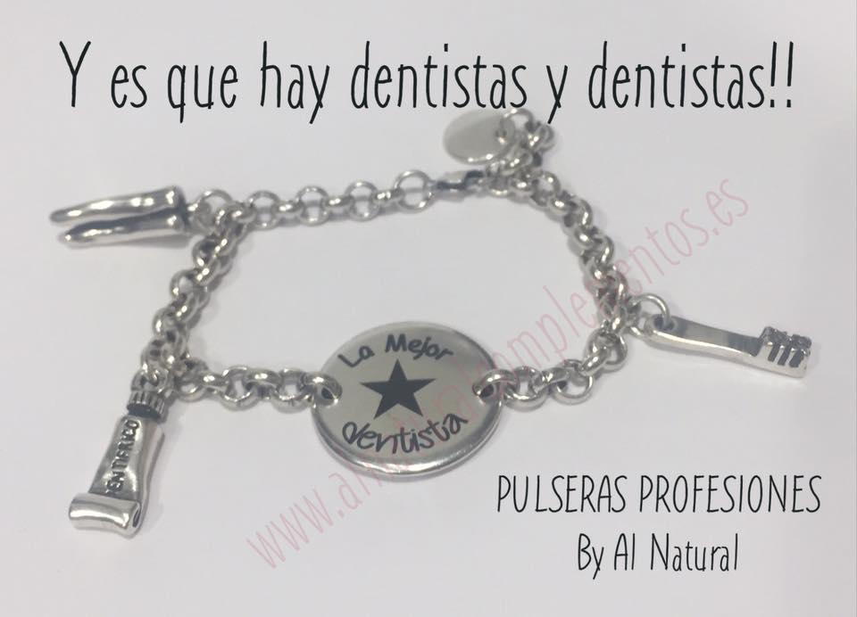 Pulsera Dentista