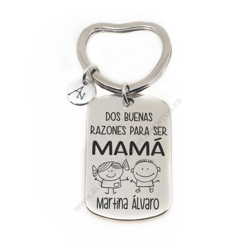 Llavero personalizado mamá
