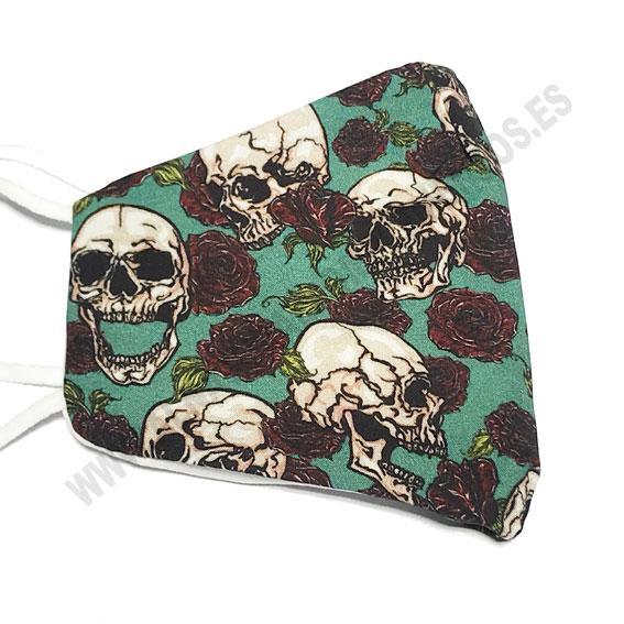 Mascarilla Skull