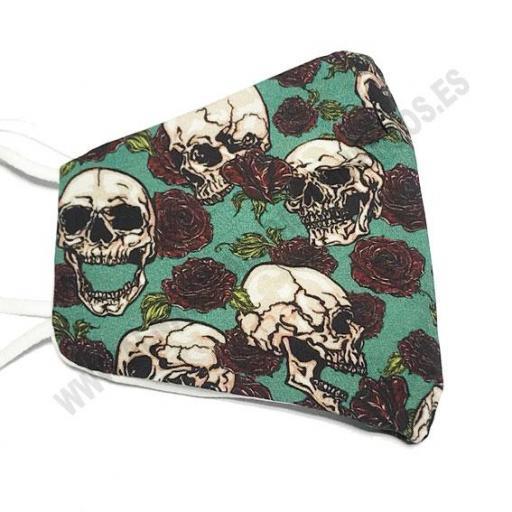 Mascarilla Skull [0]