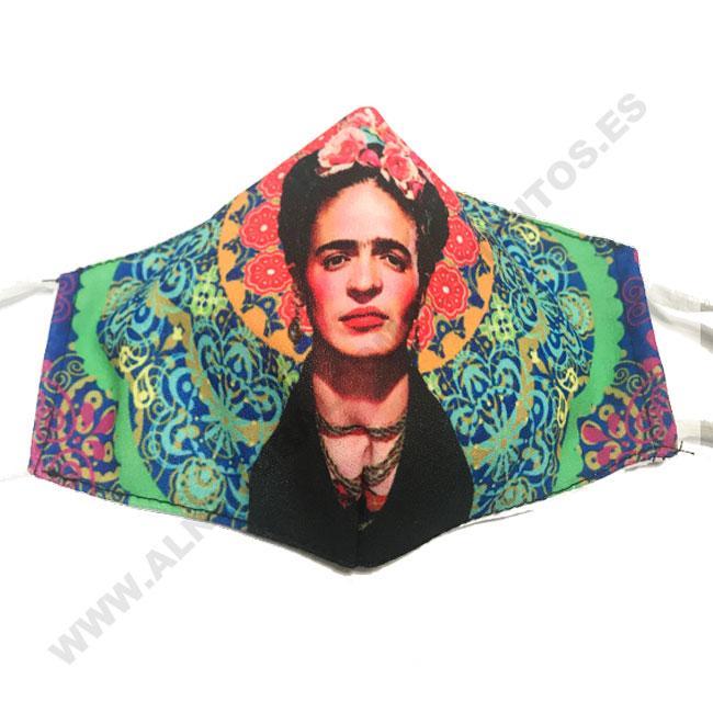 Mascarilla Viva Frida