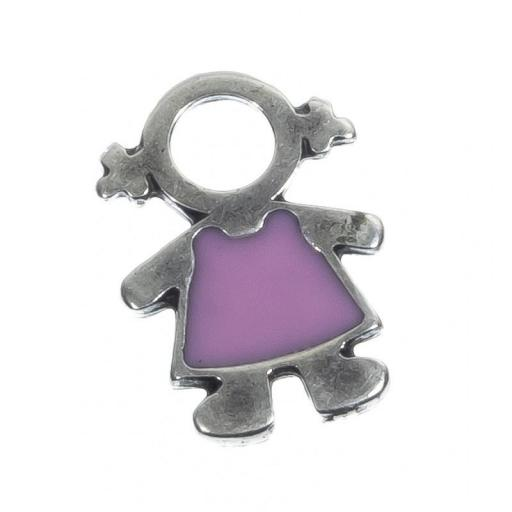 Colgante niños para personalizar pulseras