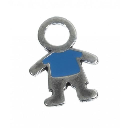 Colgante niños para personalizar pulseras [1]