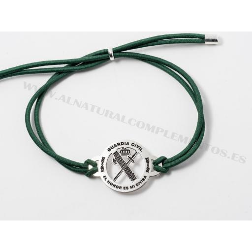 Pulsera Guardia Civil [0]
