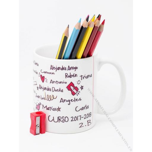Taza personalizada para profesores [1]