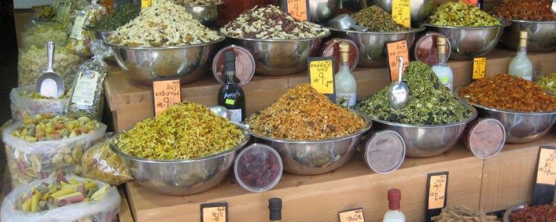 Cocina sefardí, ashkenazí e israelí