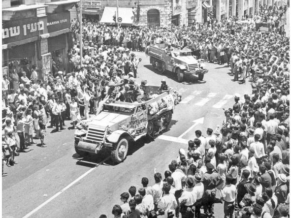 Charla sobre Jerusalén 1960-1968, siete años en una ciudad dividida - lunes 24 de julio 18.30 [1]