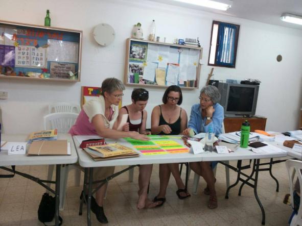 Programa intensivo de Hebreo en Israel - precio reserva según duración: