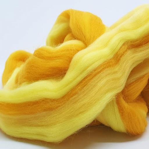 Lana Peinada Fantasía Reflejos Amarillos [2]