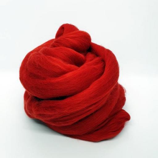 Lana Peinada Extrafina Rojo oscuro [1]