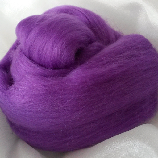Lana Peinada Extrafina Púrpura [0]