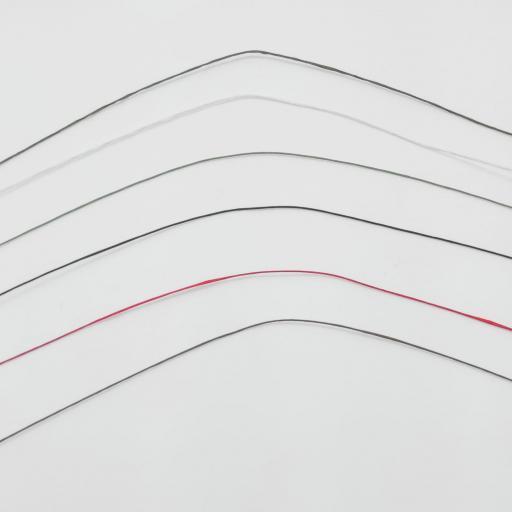 Surtido de Alambres forrados de colores [1]