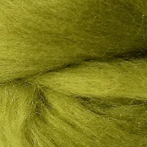 Lana Peinada Extrafina Verde Claro