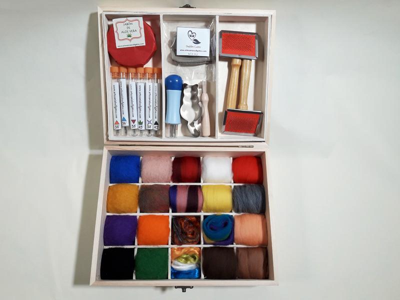 Kit Especial Artesanía Los 8 Gatos