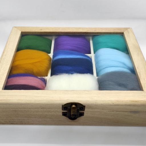 Caja de lanas variadas [2]