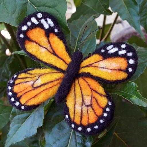 Broche Mariposa [0]