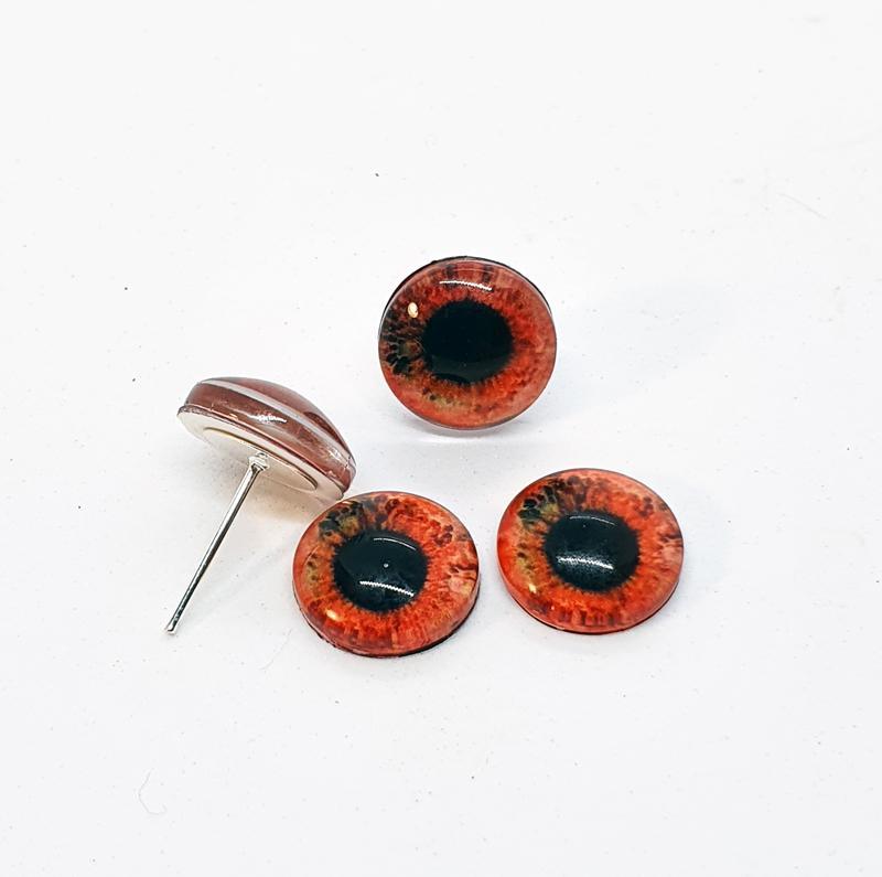 Ojos de Cristal 12mm