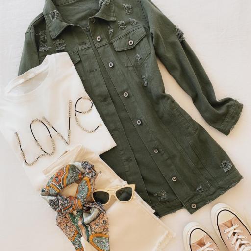 Camiseta Pedreria Love (Ref.4197) [1]